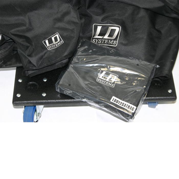 Image of   LD Systems Tilbeh¿r s¾t til LDDAVE12G3