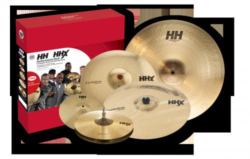 Image of   Sabian HH-HHX Praise & Worship Set Bækkenpakke