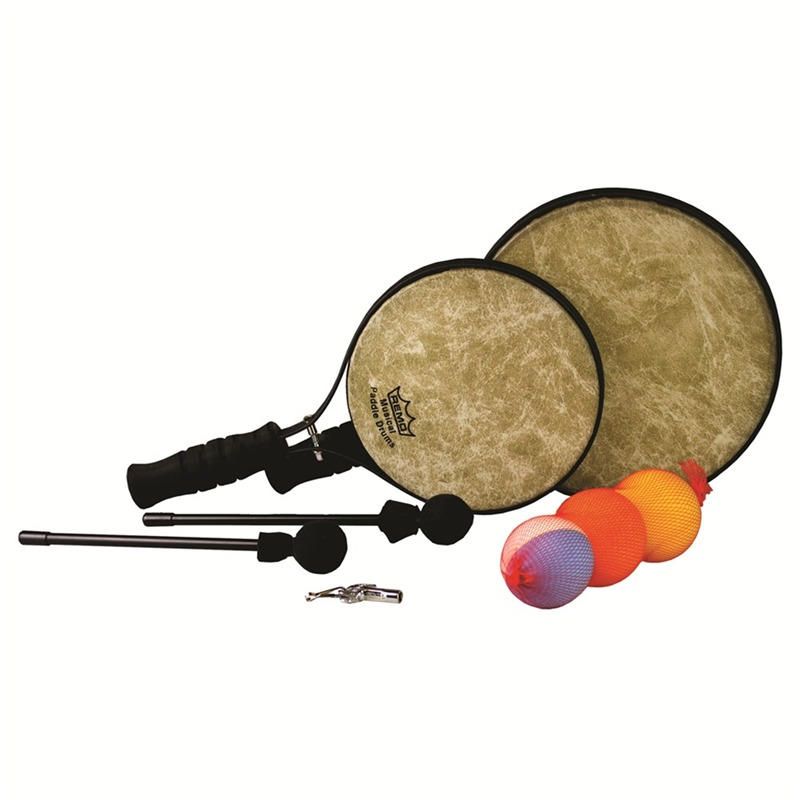 """Image of   Remo Paddle Drum sæt (8""""+10"""")"""