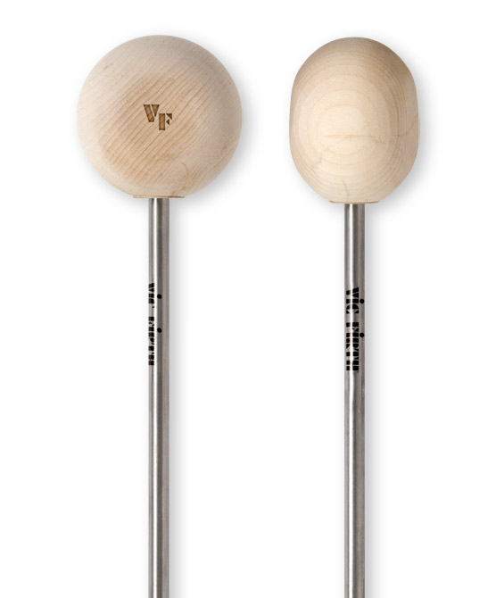 Image of   Vic Firth VicKick Beaters kølle Træ